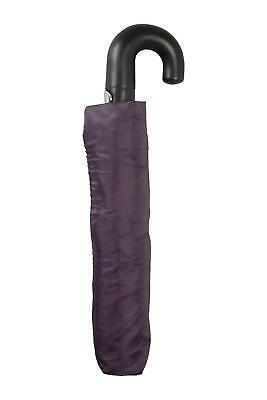 Mountain Warehouse Umbrellas 100% Polyester with Plastic Crook Handle