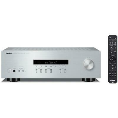YAMAHA R-S 202D silver SINTOAMPLIFICATORE STEREO NUOVO