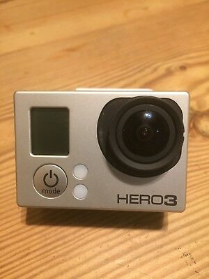 GoPro Hero 3 with underwater case