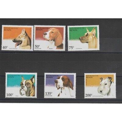 Stamps Benin 936-941 Mint Never Hinged Mnh 1997 Breeds Stamps
