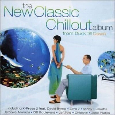 THE NEW CLASSIC CHILLOUT ALBUM FROM DUSK TILL DAWN (NEW 2 x CD SET) MOBY ZERO 7