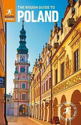 The Rough Guide to Poland (Travel Guide) by Rough Guides Paperback Book Free Shi