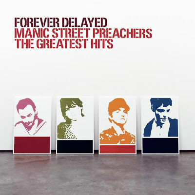Manic Street Preachers ( New Sealed Cd ) Forever Delayed / Greatest Hits Best Of