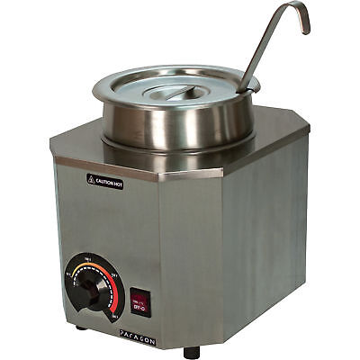 Paragon Pro Deluxe Warmer with Ladle, Model# 2028A