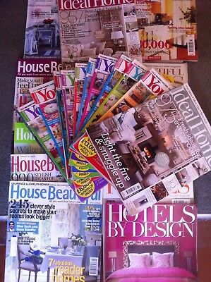 26 Magazines Interior Design Lifestyle Crafts Ideal Home House Beautiful