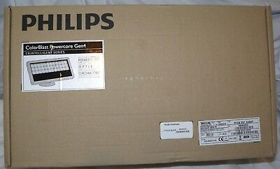 NEW Philips ColorBlast Powercore Gen 4 BCP484 36xLED-HB/RGBW 100-277V 10 GR