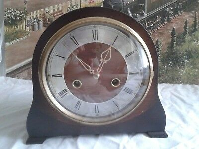 Smiths Mantle clock in excellent restored condition