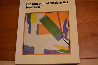 Museum of Modern Art New York the History and the Collection, , Very Good Book