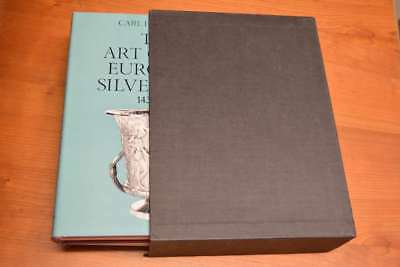 The Art of the European Silversmith, 1430-1830, Sotheby Parke Bernet Group,Hernm