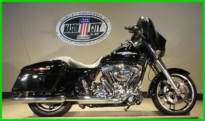 Touring  2014 Harley-Davidson FLHX Street Glide Vivid Black WATCH OUR VIDEO!