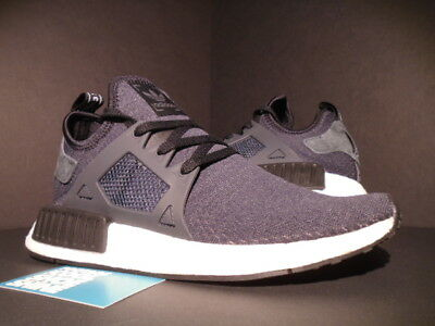 1bc74fb3c Adidas Nmd Xr1 Jd Sports Europe Core Black White Grey R1 Pk Boost By3045 9.5