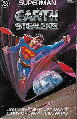 Superman: The Earth Stealers / US GN / John Byrne Curt Swan & Jerry Ordway