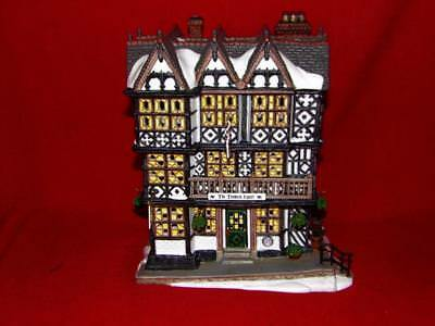 Dept 56 Dickens Village The Timbers Hotel #58742