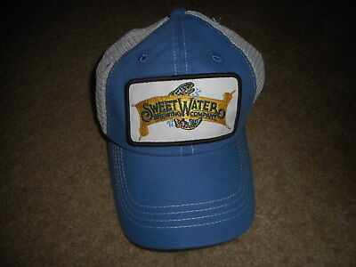 NEW Sweetwater Brewing Company Trucker Hat Snapback Cap - Free Shipping