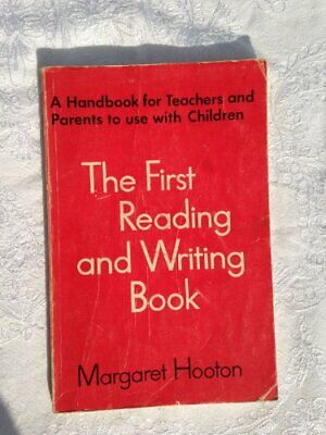 First Reading and Writing Book: Handbook for Te... by Hooton, Margaret Paperback