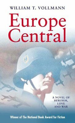 Europe Central by Vollmann, William T. Paperback Book The Cheap Fast Free Post
