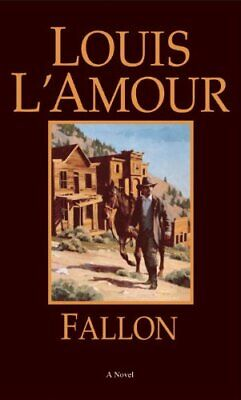 Fallon by L'Amour, Louis Paperback Book The Cheap Fast Free Post