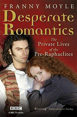 Desperate Romantics by Moyle, Franny Paperback Book The Cheap Fast Free Post