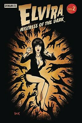 Elvira Mistress Of Dark #2 Cvr C Hack - 8/22/18