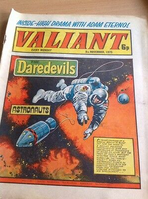 Valiant issue dated November 8th 1975