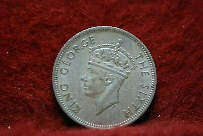 Malaya, 1948 20 Cents, KM9, Extremely Fine, No Reserve,                    mab19