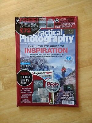 Practical Photography Magazine March 2018