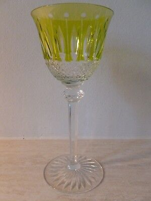 1 Saint Louis Tommy - St Louis, France - Wein Glas -  Römer - 20 cm