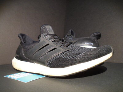 newest c115a 48ee7 2015 Adidas Ultra Boost M 1.0 Core Black White Silver Nmd Pk S77417 10.5