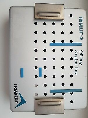 FRIALIT-2   OP-Tray     Surgical Tray