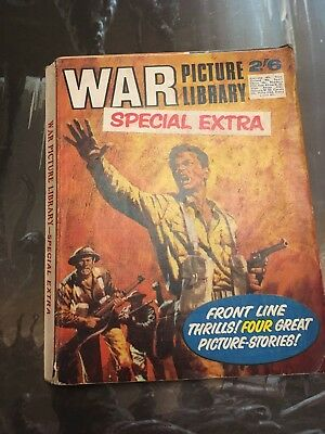 War Picture Library Special Extra.  1969 fleetway publications.