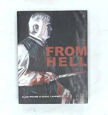 FROM HELL Paperback Graphic Novel By Alan Moore & Eddie Campbell - H11