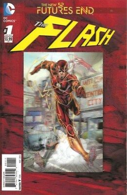 Future's End - Flash (2014) One-Shot (3D Variant)
