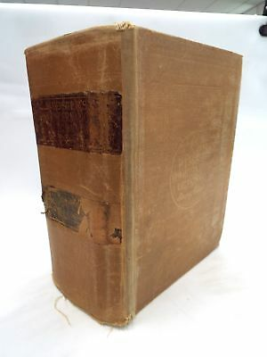 WEBSTER'S NEW INTERNATIONAL DICTIONARY OF THE ENGLISH LANGUAGE c1949 - C61