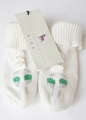 Stella Mccartney Kids Baby 'flopsy' Dino Booties *9-12 Months* New With Tag