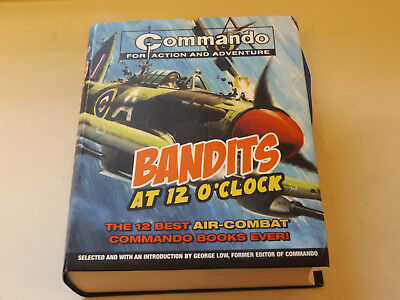 COMMANDO BEST OF 12 HARDBACK,2008 ISSUE,SUPER FOR AGE,10 years old,VERY RARE.