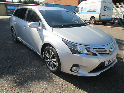 2014 Toyota Avensis Icon Business Edition D4D Estate Sat Nav  - Choice Of 2