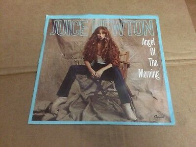 Juice Newton Angel Of The Morning  Ps  45 7  C1
