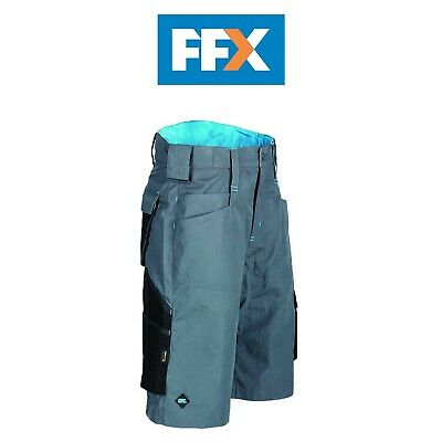 OX Tools OX-W55133 Ripstop Shorts Regular Graphite - Various Sizes