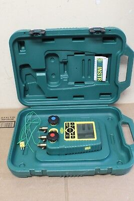 Refco Digimon Digital Refrigerant Manifold Gauge in Case -- Free Shipping!