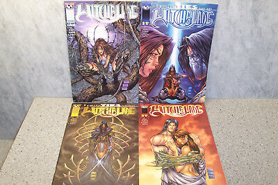 Witchblade: 17 - 20