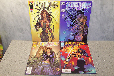 Witchblade: 25 - 28