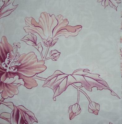 BEAUTIFUL FRAGMENT 19th CENTURY FRENCH LINEN & COTTON c1890s, REF PROJECTS