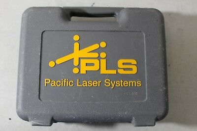 Pacific Laser Systems PLS480 Multi-Function Laser System w/Case & Mount (28371)D