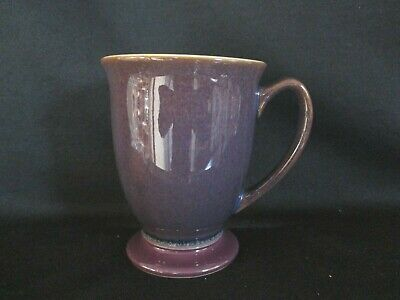 Denby STORM PLUM - Footed Mug