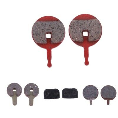 1 Pair Resin MTB Mountain Cycling Bike Bicycle Disc Brake Pads Spare Parts