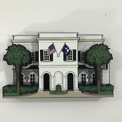 Shelia's Collectibles The Governor's Mansion Columbia South Carolina SC107