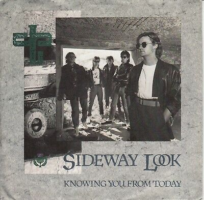 """7""""-   Sideway Look = Knowing You From Today  / Across The Park .............1984"""