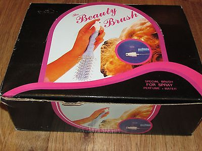 Lot Of 12 Vintage The Beauty Brush, Brush For Spray, Perfume, Water, New In Box!