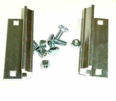 BP Mfg. Noseplate Mounting Bracket with Hardware / Right and Left Side