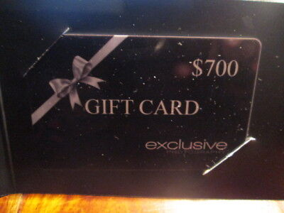 NEW! WTS Exclusive Photography Gift Card Valued at $700!